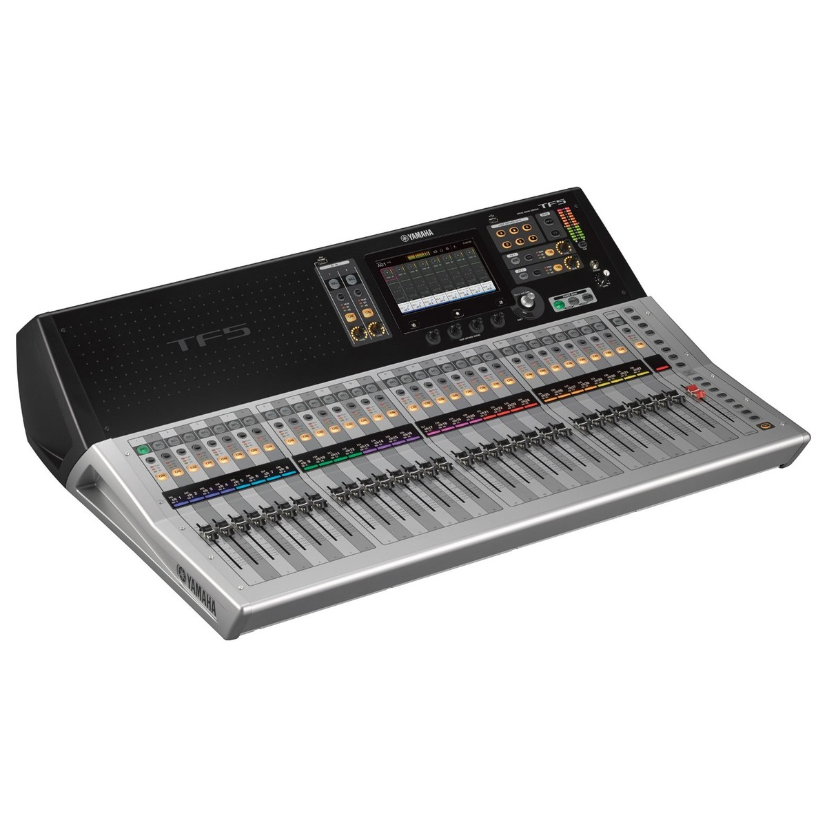 yamaha touchflow tf5 32 channel digital mixer at