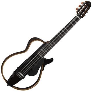 Yamaha SLG200N Silent Guitar, Translucent Black