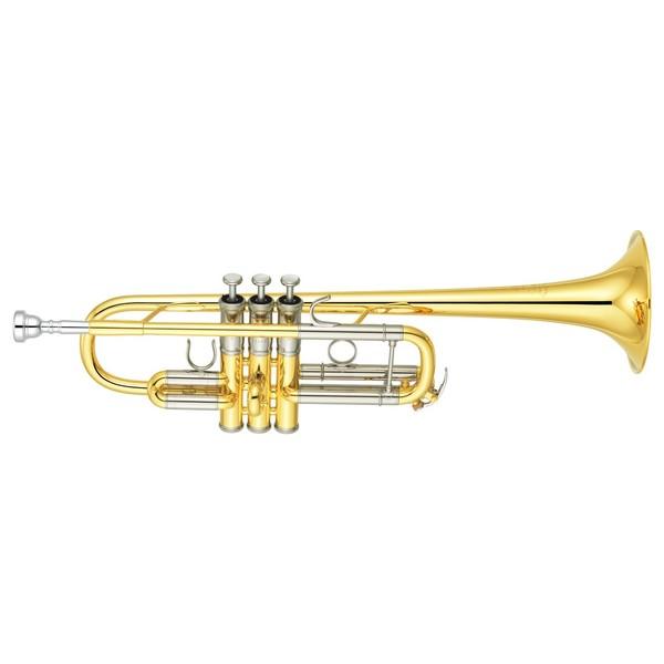 Yamaha YTR8445 Xeno C Trumpet, Lacquer