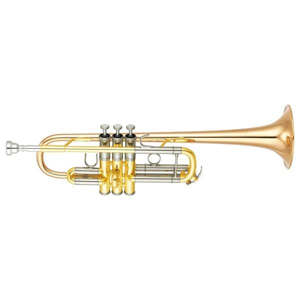 Yamaha YTR8445G Xeno C Trumpet, Lacquer