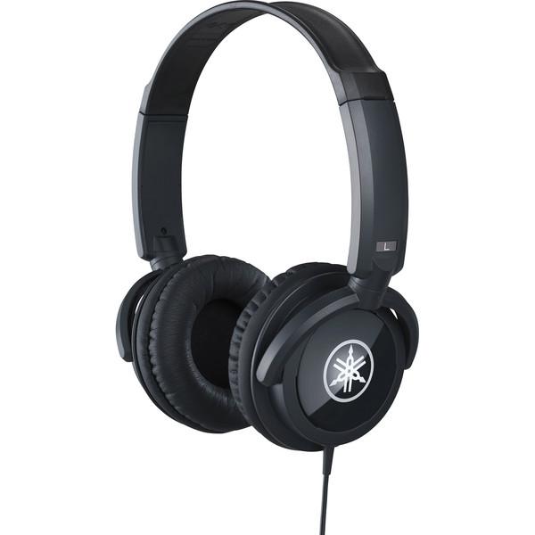 Yamaha HPH-100 Headphones, Black