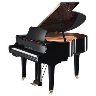 Yamaha TransAcoustic GC1TA Hybrid Grand Piano
