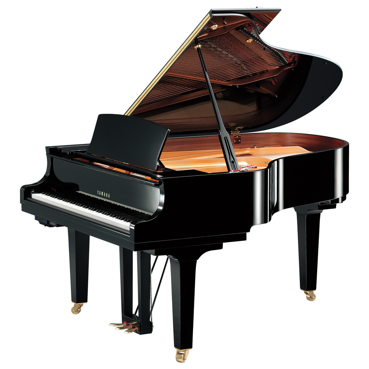 Yamaha TransAcoustic C3XTA Hybrid Grand Piano at Gear4music.com