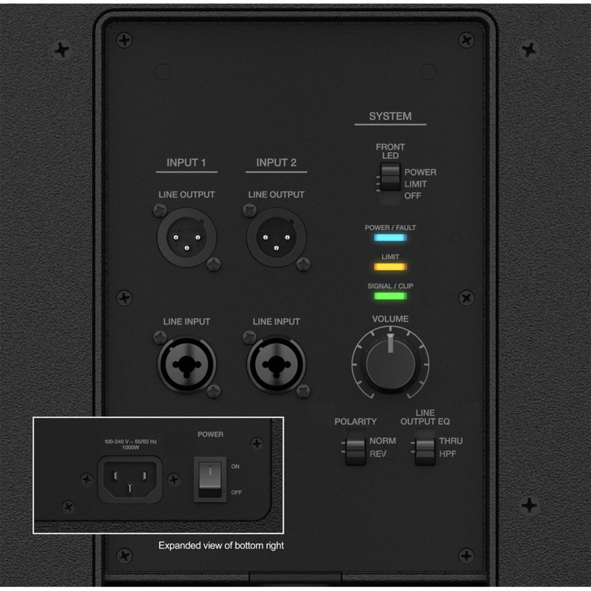 bose f1 sistema de altavoz array flexible con subwoofer f1. Black Bedroom Furniture Sets. Home Design Ideas
