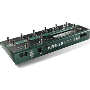 Kemper Profiler Head, Black + Kemper Profiler Remote Bundle