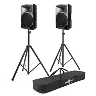 Alto TX15 Active PA Loudspeakers with FREE Stands