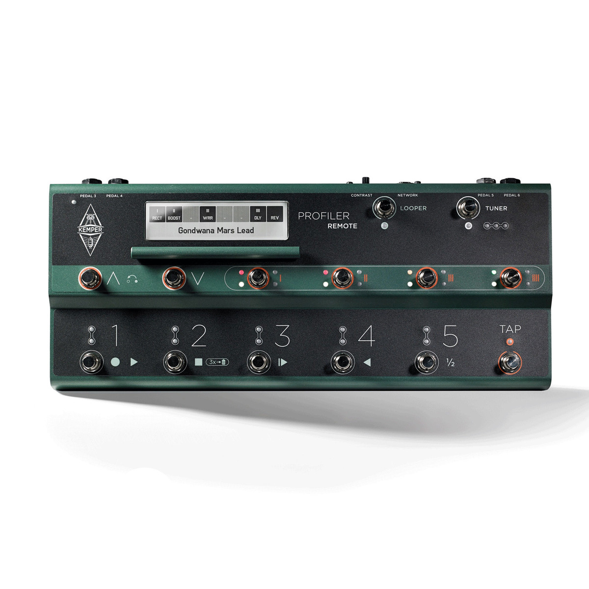 Kemper Profiler Guitar Rack Kemper Profiler Remote