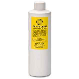 Spin Clean 16oz. Washer Fluid