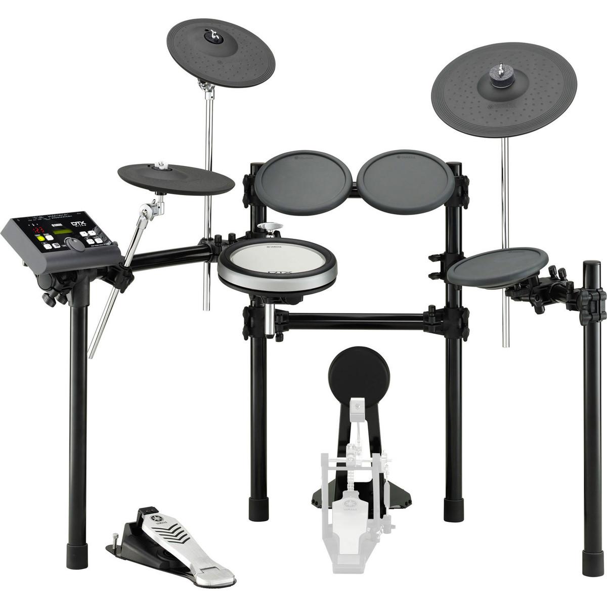 yamaha dtx522k electronic drum kit at. Black Bedroom Furniture Sets. Home Design Ideas