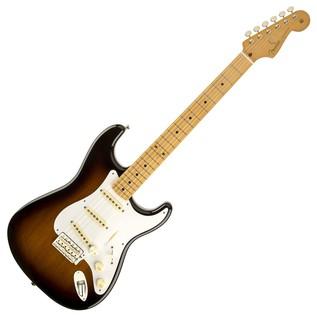 Fender Classic Series '50s Stratocaster, MN, 2-Tone Sunburst