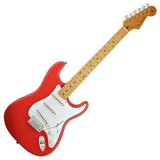 Fender Classic Series '50s Stratocaster MN, Fiesta Red