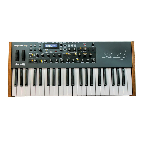 Dave Smith Instruments Mopho x4 Keyboard Synthesizer
