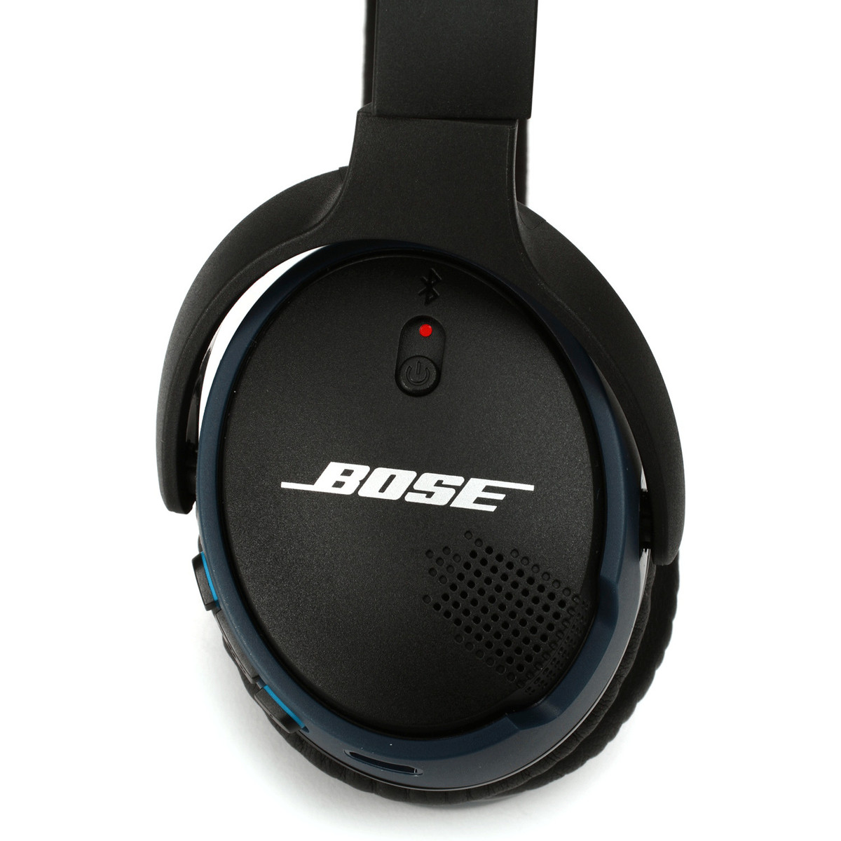 disc bose soundlink on ear bluetooth casque noir. Black Bedroom Furniture Sets. Home Design Ideas