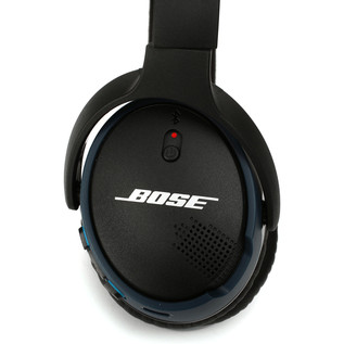 Bose SoundLink On-Ear Bluetooth Headphones, Black
