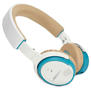 Bose SoundLink On-Ear Bluetooth Headphones, White