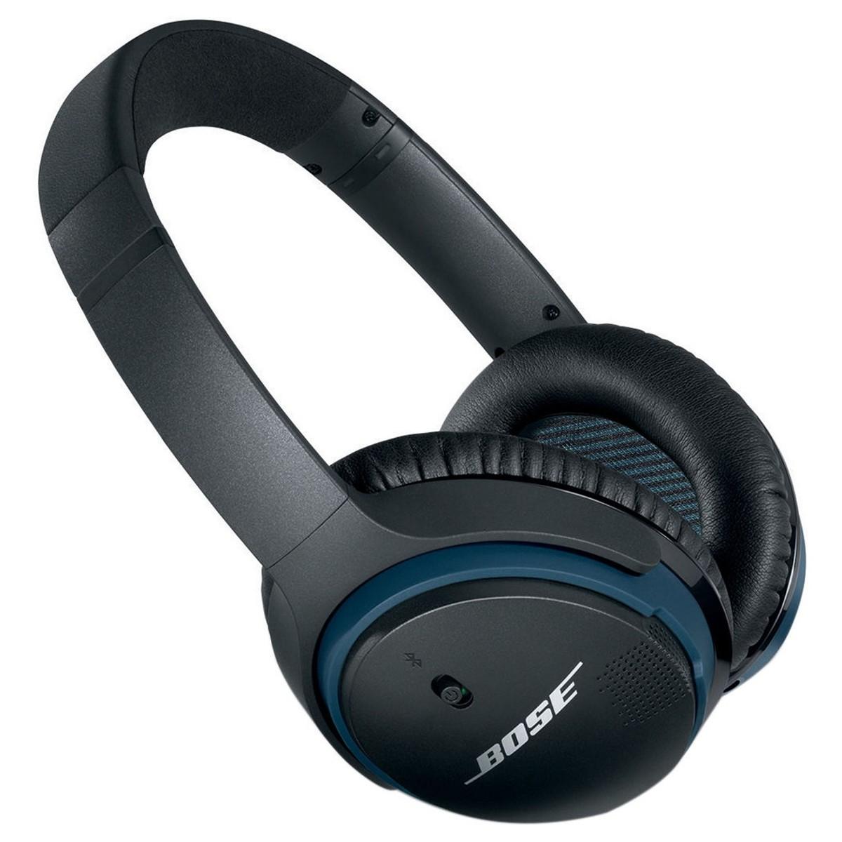 Bose SoundLink Around-Ear Bluetooth Headphones, Black at