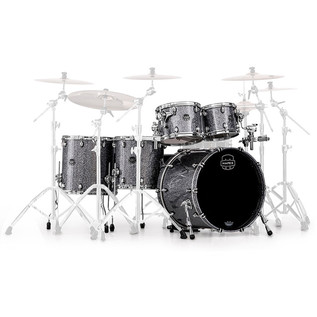 Mapex Saturn V 22'' Sound Wave Twin Shell Pack, Granite Sparkle