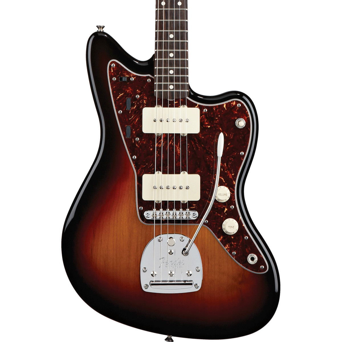 Fender Classic Player Jazzmaster Special Electric Guitar ...