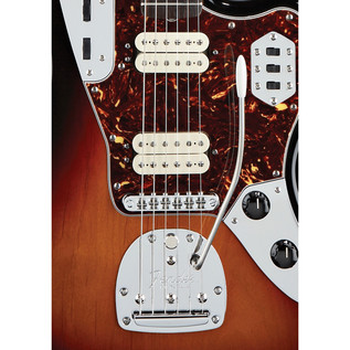 Fender Classic Player Jaguar Special HH Electric Guitar, Hardware