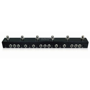 One Control Iguana Tail Loop 5 Channel Switcher with Tuner Mute