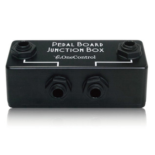 One Control Minimal Series Junction Box