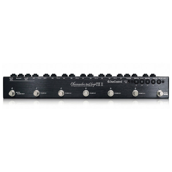 DISC One Control Chamaeleo Loop Programmable 5 Loop Pedal Switcher