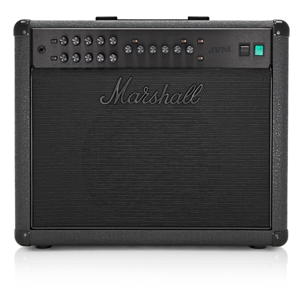 marshall jvm215c 50w 1x12 guitar combo amp stealth black at gear4music. Black Bedroom Furniture Sets. Home Design Ideas