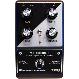Moog Minifooger Analog Chorus Pedal