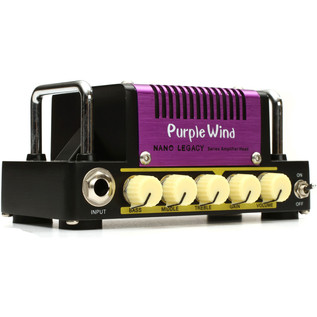 Hotone Purple Wind Nano Legacy 5W Mini Amplifier