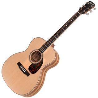 Larrivée OM-03Z Spruce/Zebrano Orchestra Acoustic Guitar, Natural