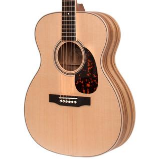 Larrivée OM-03Z Spruce/Zebrano Orchestra Acoustic Guitar, Body