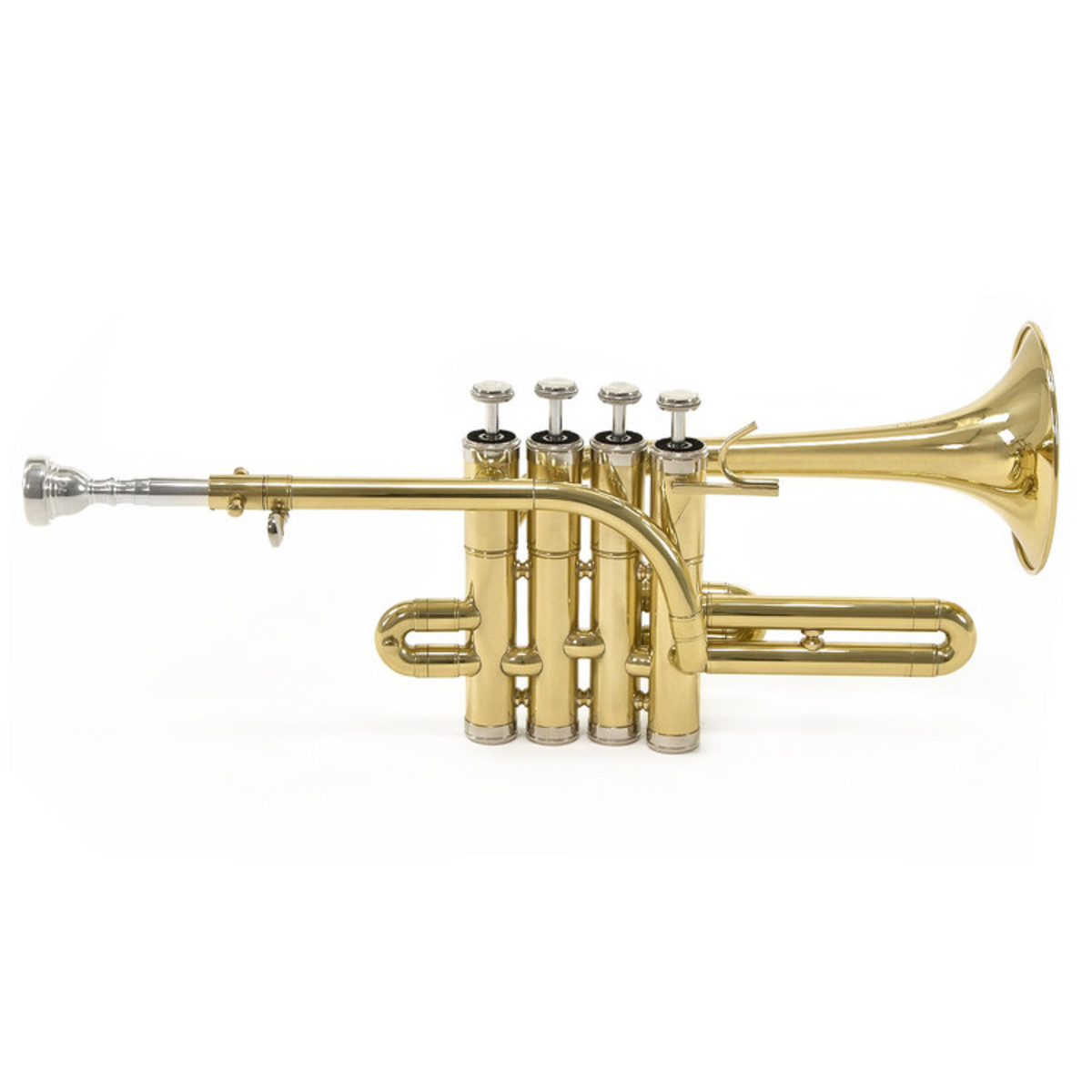 Beste Coppergate Piccolo Trumpet, By Gear4music - Nearly New   Gear4music NV-04