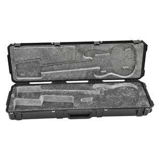 SKB Waterproof ATA Precision/Jazz Bass Guitar Case, with Wheels