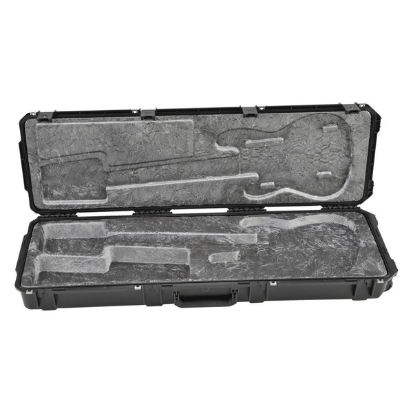 SKB Waterproof ATA Precision/Jazz Bass Guitar Case, with Wheels
