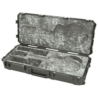 SKB Waterproof 335 Type Guitar Case, with Wheels