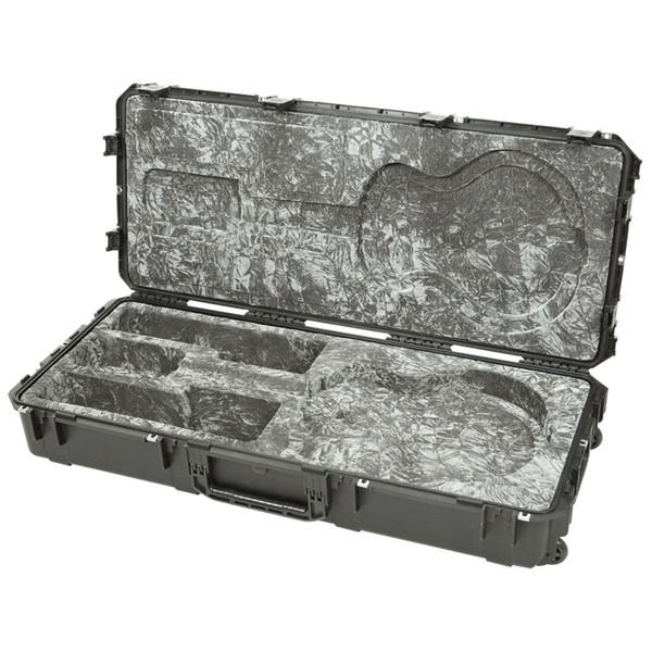 SKB Waterproof 335 Type Guitar Case, with Wheels