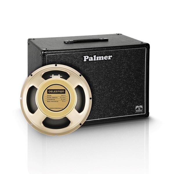 """Palmer 1 x 12"""" Celestion Creamback Speaker Cabinet, 8 Ohms"""
