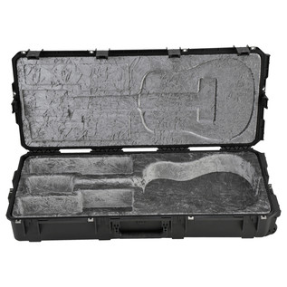 SKB Waterproof Classical Acoustic Guitar Case, with Wheels