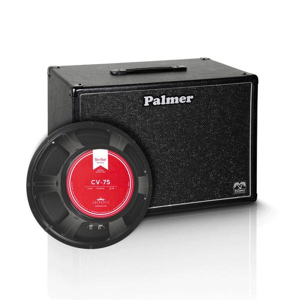 "Palmer 1 x 12"" Eminence CV-75 Speaker Cabinet, 8 Ohms"