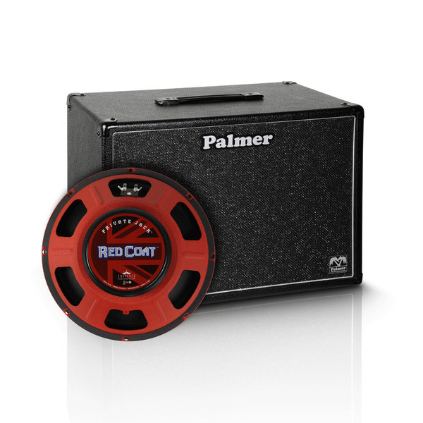 "Palmer 1 x 12"" Eminence Private Jack Speaker Cabinet, 8 Ohms"