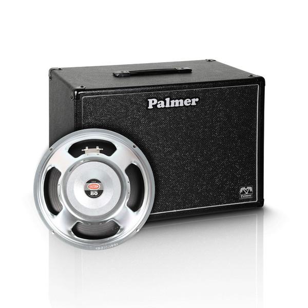 """Palmer 1 x 12"""" Celestion Seventy 80 Speaker Cabinet, 8 Ohms"""