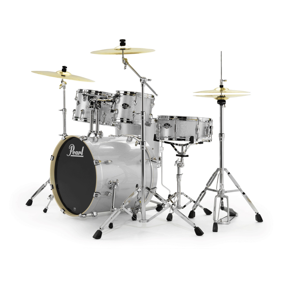pearl export exx 20 39 39 fusion drums arctic sparkle at gear4music. Black Bedroom Furniture Sets. Home Design Ideas