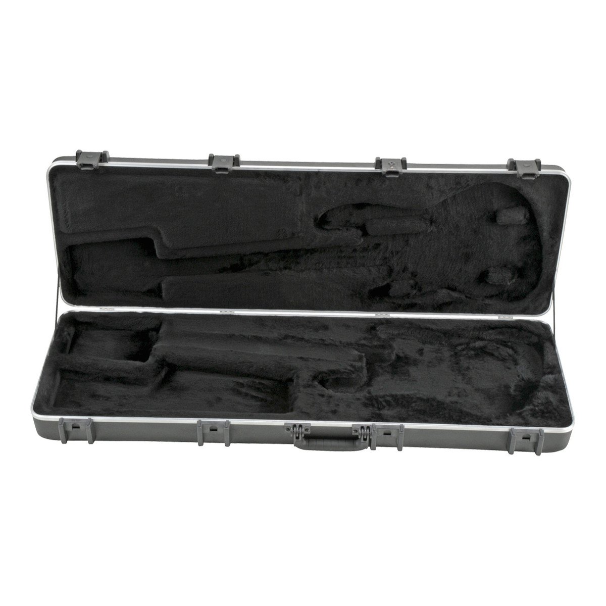 Click to view product details and reviews for Skb Pro Rectangular Electric Bass Guitar Case.