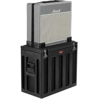 SKB 1 x 12'' Amp Utility Vehicle, (Stacked Amp Not Included)