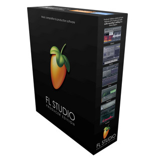 FL Studio 12 Producer Edition Sequencer and Loop Generator