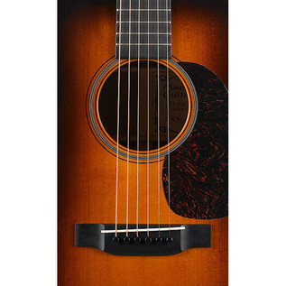 Martin D-18 1935 Sunburst Acoustic Guitar, Body