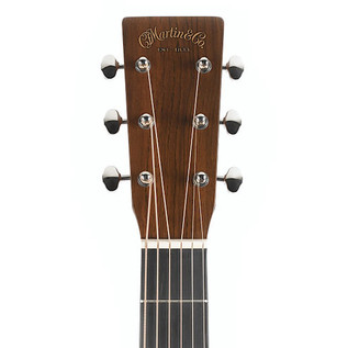 Martin D-18 1935 Sunburst Acoustic Guitar, Headstock