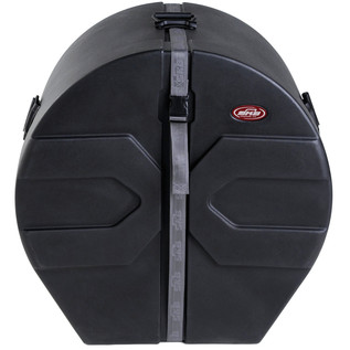 SKB Bass Drum Case with Padded Interior