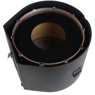 SKB Bass Drum Case with Padded Interior (Bass Drum Not Included)