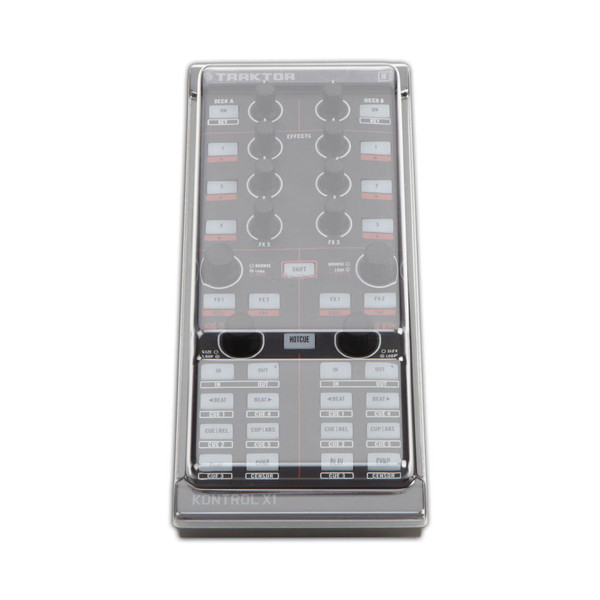 Decksaver NI Kontrol F1, Z1, X1 Mk1 and 2 Cover